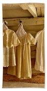Pioneer Days-child's Dresses Bath Towel