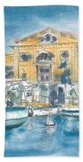 Piran - Tartini Theatre Bath Towel