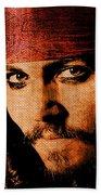 Pirate Life - Rum Sunset Bath Towel