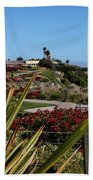 Pismo Beach Landscape Bath Towel