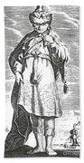 Pittacus Of Mytilene, Sage Of Greece Bath Towel