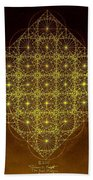 Planck Space Time  Hand Towel
