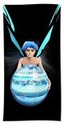 Planet Gift Bath Towel
