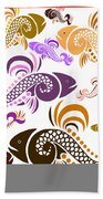 Plenty Of Fish In The Sea 5 Bath Towel