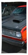 Plymouth Duster 340 Bath Towel