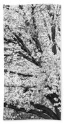 Poetry Tree Bath Towel