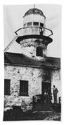 Point Loma Lighthouse Bath Towel
