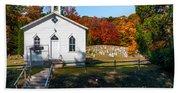 Point Mountain Community Church - Wv Bath Towel