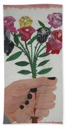 Point Of Beauty Hand Towel