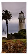 Point Vincente Lighthouse Hand Towel