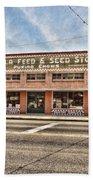 Ponchatoula Feed And Seed Bath Towel