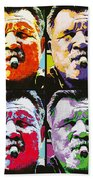 Pop Ditka Bath Towel