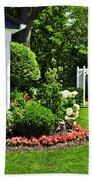 Porch And Garden Bath Towel