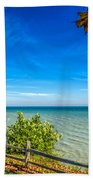 Port Sanilac Scenic Turnout Bath Towel