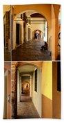 Porticos Of Padua No 2 Bath Towel