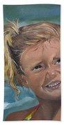 Portrait - Emma - Beach Bath Towel