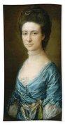 Portrait Of Mrs Clement Tudway Hand Towel