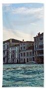 Portrait Of Venice Bath Towel