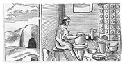Potter, 1659 Hand Towel