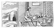 Potter, 1659 Bath Towel