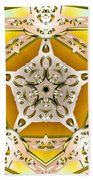 Power Of Gold Bath Sheet by Derek Gedney