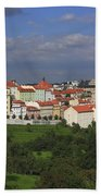 Prague Czech Republic Bath Towel