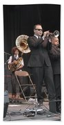 Preservation Hall Jazz Band Bath Towel