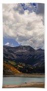 Priest Lake Colorado Bath Towel