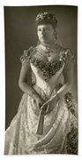 Princess Beatrice (1857-1944) Bath Towel