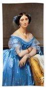 Princesse Albert De Broglie Nee Josephine Eleonare Marie Pauline De Galard De Brassac De Bearn Bath Towel