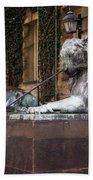 Princeton Tigers Bath Towel