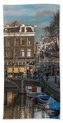 Prinsengracht 807. Amsterdam Hand Towel