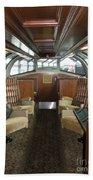 Private Dome Rail Car  Bath Towel