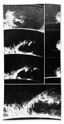 Prominences On The Sun 1937 Bath Towel