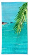 Puerto Plata Beach  Bath Towel