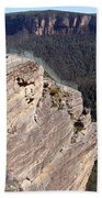 Pulpit Rock - Australia Bath Towel
