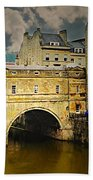 Pulteney Bridge Bath Towel