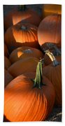 Pumpkin Patch Hand Towel