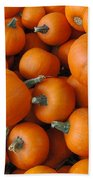 Punkin Head Bath Towel
