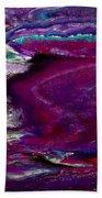 Purple Craze Bath Towel