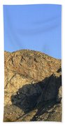 Pusch Ridge With Saguaro Bath Towel
