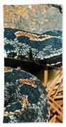 Pygmy Rattlesnake Bath Towel
