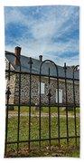 Quaker Meeting House - Warrington Bath Towel