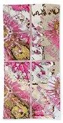 Quatro Floral - 22a Bath Towel