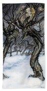 Rackham: Whisper Trees Bath Towel