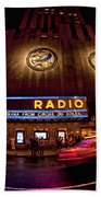 Radio City Bath Towel