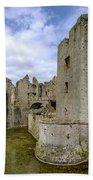 Raglan Castle - 4 Bath Towel