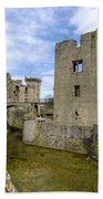 Raglan Castle - 5 Bath Towel