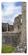 Raglan Castle - 6 Bath Towel