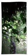 Rain Forest Overhang Bath Towel